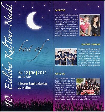 KulTour-Nacht Eisleben