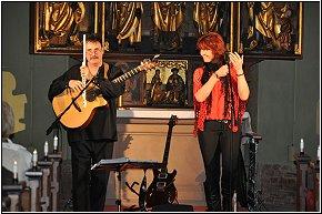 Capriccio Konzert für Kreissparkasse Anhalt-Bitterfeld in der Kirche Friedersdorf