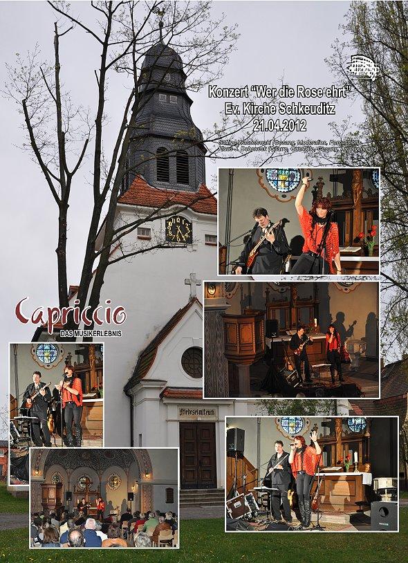 Fotoblatt Kirche Schkeuditz_