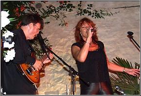 Konzert Wasserburg Egeln am 24.07.10 - Wer die Rose ehrt