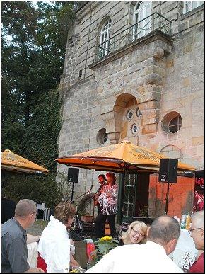 Parkfest in Halberstadt am 13.08.11
