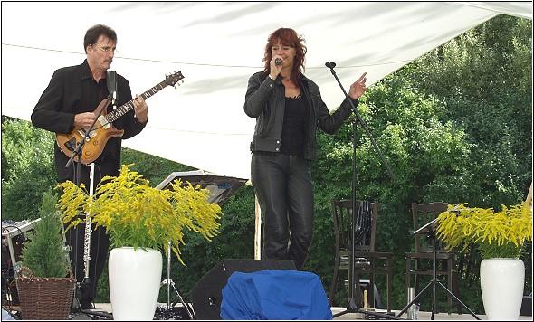 Konzert am 05.09.10 in Kalbe/Milde im Kurpark der Medianklinik