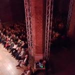 Publikum beim Capricccio Konzert ROCKLEGENDEN am 28.10.17 Marienkirche Dessau
