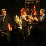 """Konzert """"Wer die Rose ehrt"""" am 16.04.16 im Kursaal Bad Schmiedeberg"""