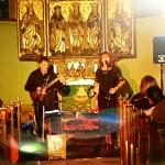 Lutherkirche Hohenthurm Konzert am 17.09.16