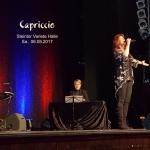 """Capriccio """"Klassik trifft Rock"""" im Steintor Varieté Halle 06.05.17"""