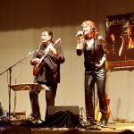 """Historischer Saal Eichenkranz Wörlitz 22.10.2016 Konzert """"Wer die Rose ehrt"""""""