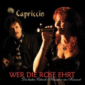 CD Rose 2014 Einleger gold